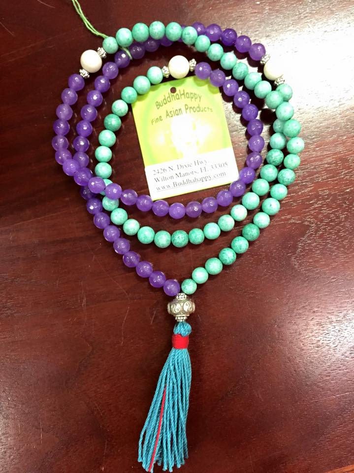 The Third Eye Chakra Meditation Necklace